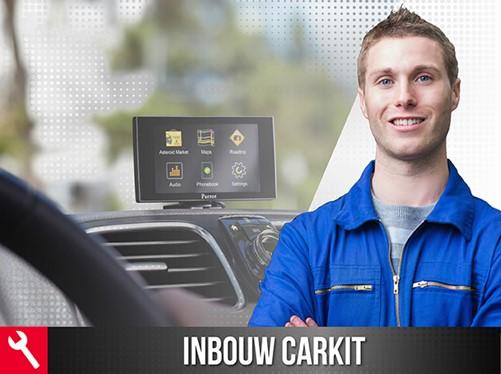 Automat Montagekaart Inbouw Carkit