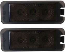 Bentley CREE LED kentekenverlichting unit