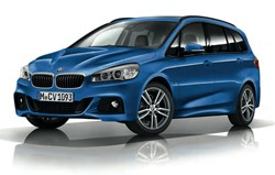 Audio Upgrade BMW 2 Serie Gran Tourer F46 2015-