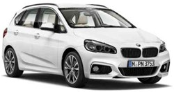 Audio Upgrade BMW 2 Serie Active Tourer F45 2014-