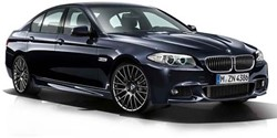 Audio Upgrade BMW 5 Serie F10 2010-