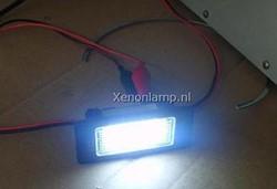 BMW LED instap verlichting