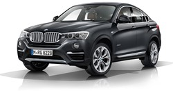 Audio Upgrade BMW X4 F26 2014-