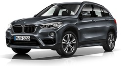 Audio Upgrade BMW X1 F48 2015-