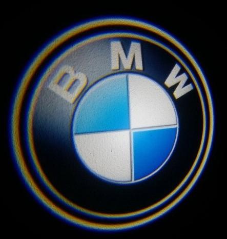 LED deur logo BMW-3