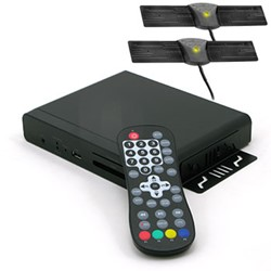 Bullit DVBT HD4G digitale HD-TV tuner met conax