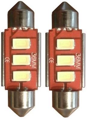 C5W 36mm 3HP LED Canbus 2.0 kentekenverlichting - wit-1
