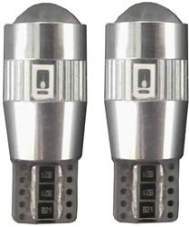 6 HP Canbus LED knipperlicht W5W - oranje