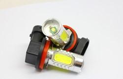 11w LED HB3 grootlicht-Wit