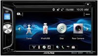 """Alpine IVE-W560BT - 2-DIN Mobiel Media Station 6,1"""""""""""""""""""