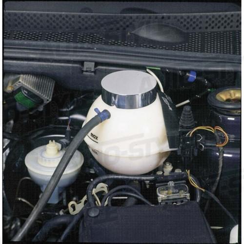 Chromen Koelvloeistofreservoir-Cover Audi/Ford/Opel/VW Diversen