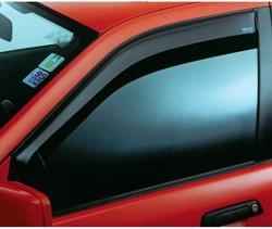 Zijwindschermen Audi A1 3 deurs 2010-
