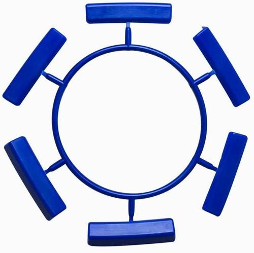 Verbindingskapjes Blauw