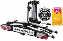 Diamant Bikelift Trekhaak fietsendrager met elektrisch liftsysteem