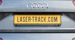 LaserTrack Flare kentekenplaat transponder (dual)