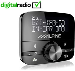 Alpine EZI-DAB GO- DAB add-on ontvanger