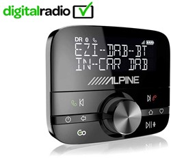 Alpine EZI-DAB BT- DAB add-on ontvanger met Bluetooth