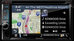 Kenwood DNX5170DABS Navigatiesysteem