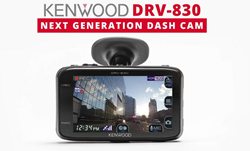 Kenwood DRV-830 Dashcam