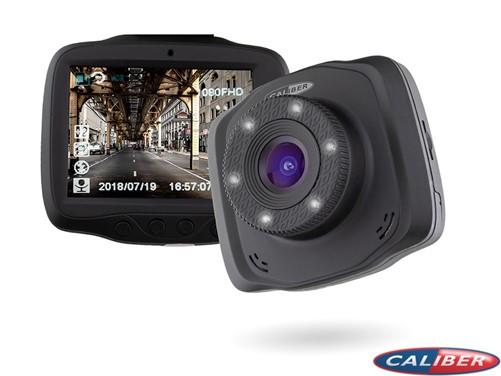 Caliber Dash Cam 720P + WiFi
