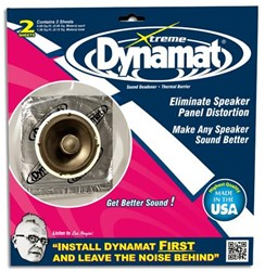 Dynamat Speakerkit Xtreme - 10415