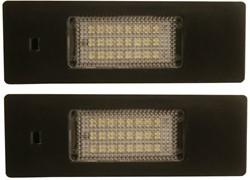 Fiat LED kentekenverlichting unit