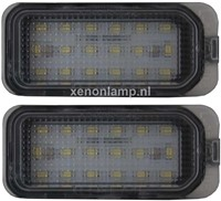Ford - Jaguar LED kentekenverlichting unit-1