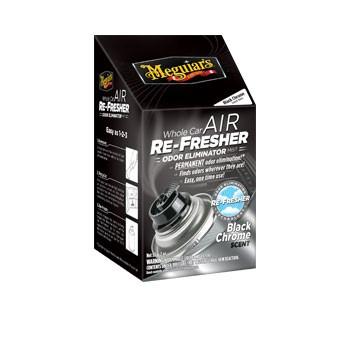 Air Refresher - Black Chrome