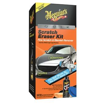 Quik Scratch Eraser Kit 118 ml,pad,doek
