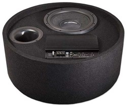 GLADEN RS 10 RB Active 25 cm woofer in round box