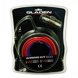 GLADEN ECO kabelset 10 mm²