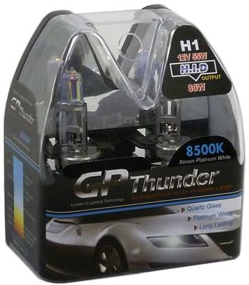 GP Thunder 8500k H1 55w Xenon Look - blauw-1