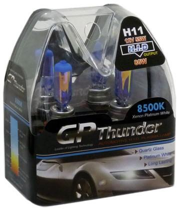 GP Thunder 8500k H11 55w Xenon Look - blauw-1