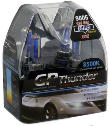 GP Thunder 8500k HB3 65w Xenon Look - blauw-1