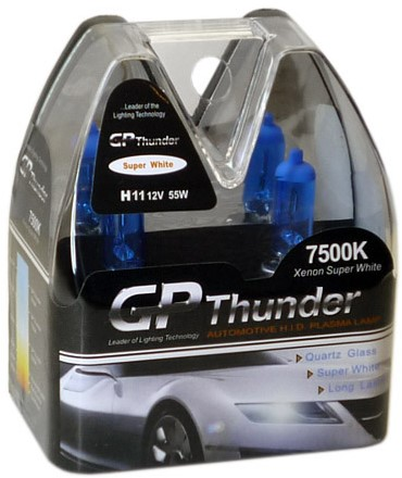 GP Thunder 7500k HB3 80w Xenon Look - cool white-1