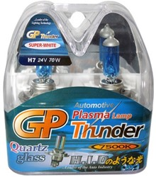 GP Thunder Xenon Look 7500k 24v - H7 - 70w