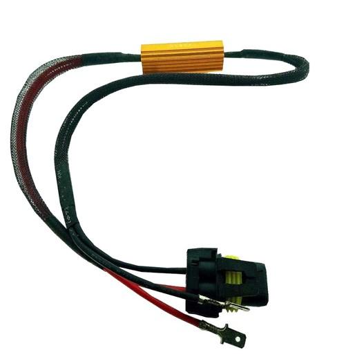 Grootlicht H3 canbus kabel 50w