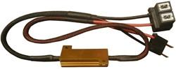 Grootlicht HB3 canbus kabel 50w