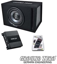 Ground zero GZ300 pakket