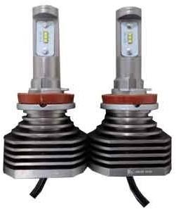 Canbus LED dimlicht - HiR2 / 9012 - 6000k-1