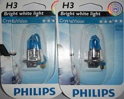 Philips Crystal Vision H3