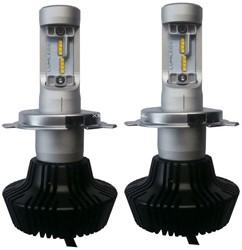 Canbus BI-LED HiR2 / 9012 Dimlicht 4000 Lumen