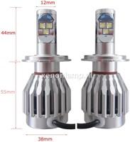 H4 Canbus LED ombouwset 5700k wit-2