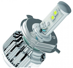 LED verlichting motor bij Automat