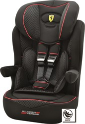 Ferrari Luxe I-Max ISOfix Black