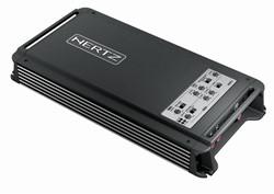 Hertz HDP5 - 5 kanaals klasse D versterker 4x100W+1x550W
