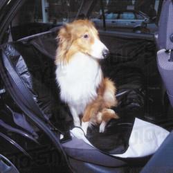 Hondendeken - zwart - 140x150cm