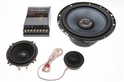 GLADEN SQX 165.3 3-weg compo-set | Semi actief
