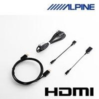 Alpine KCU-610HD - HDMI-HDMI/Mini USB kabel