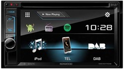 Kenwood DDX4017DAB Multimediasysteem
